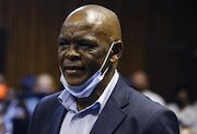 South Africa's president suspends party secretary-general